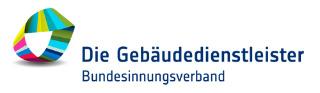 Logo Die Gebäudedienstleister - Bundesinnungsverband